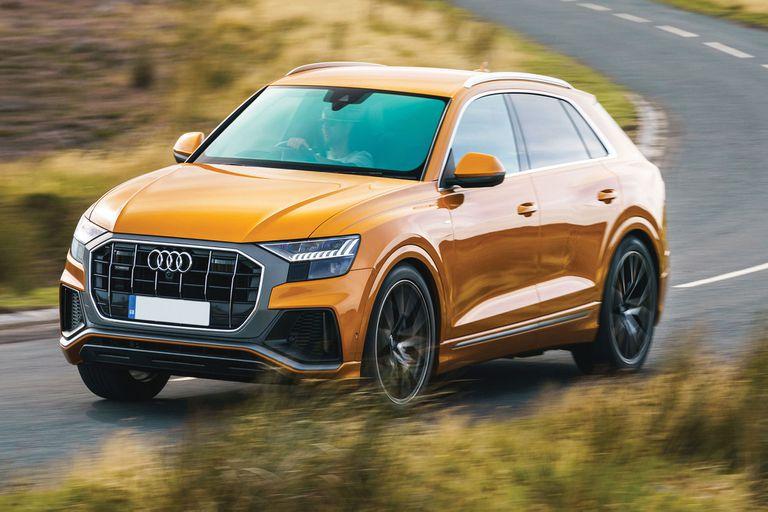 Audi sube la apuesta con su modelo Q8.