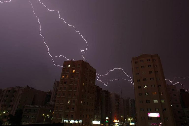 Pronóstico del tiempo: rige una alerta meteorológica por tormentas intensas