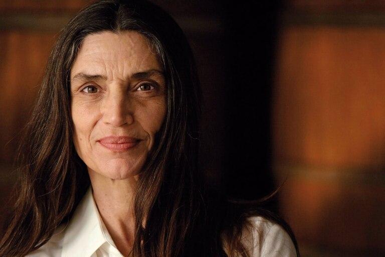 Ángela Molina fue premiada por su trayectoria con el Goya de Honor