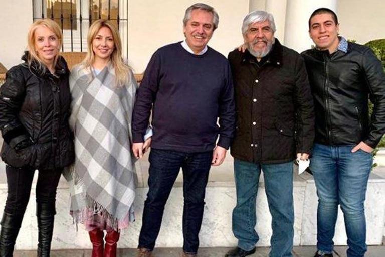 Moyano, su esposa y su hijo Jerónimo no figuraban en el listado del personal del Sanatorio Antártida que se le entregó al Ministerio de Salud porteño