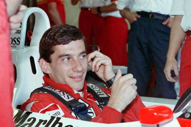 Fórmula 1: 26 años sin Ayrton Senna, el piloto que hizo arte bajo la lluvia