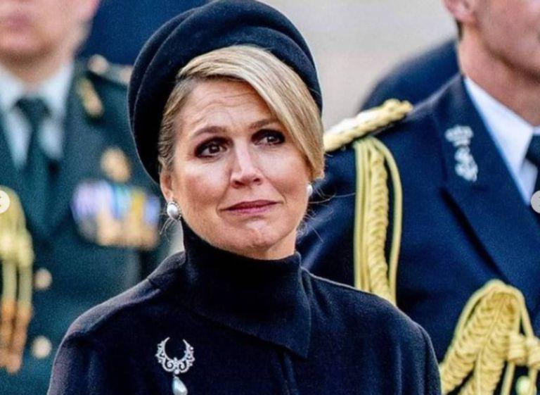 Holanda: la reina Máxima se quebró en medio de un acto oficial