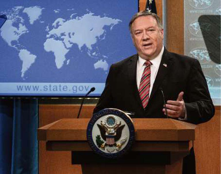 EE.UU. sanciona a funcionarios chinos por abusos contra minorías étnicas