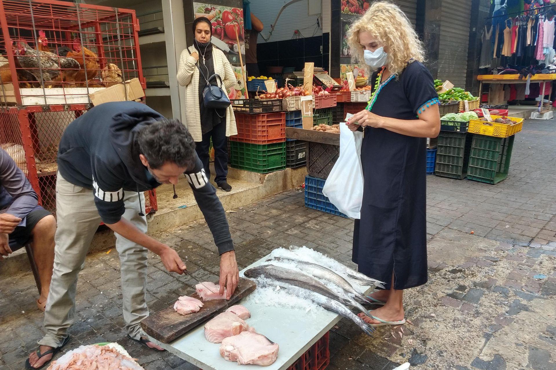 En Marruecos, un año increíble, Fabiana aprendió a vivir en manada, a comer con la mano y encontrar su esencia.