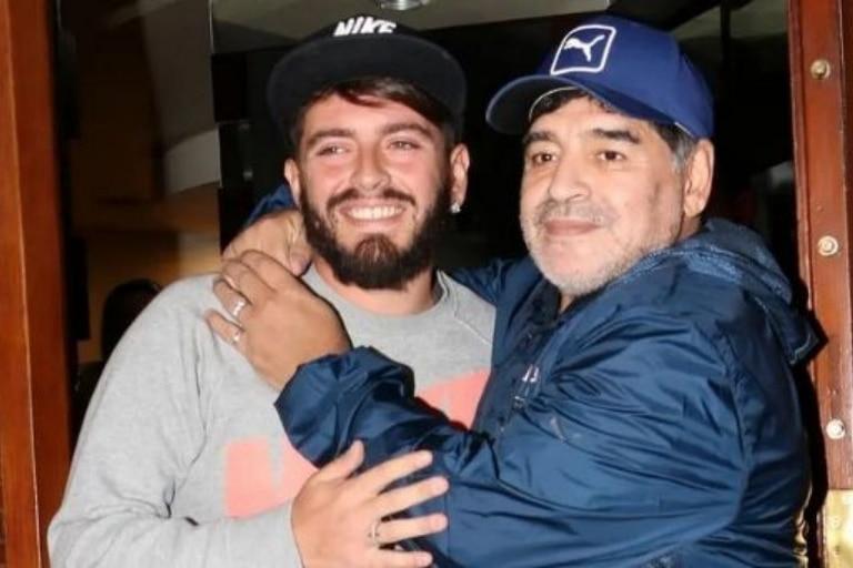 Diego Armando Maradona Jr. recibirá la nacionalidad de Argentina el próximo 25 de marzo en la sede del Consulado General de Roma