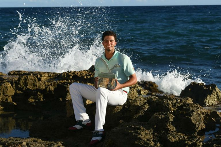 El mexicano Alvaro Ortiz, el último ganador del LAAC; en República Dominicana