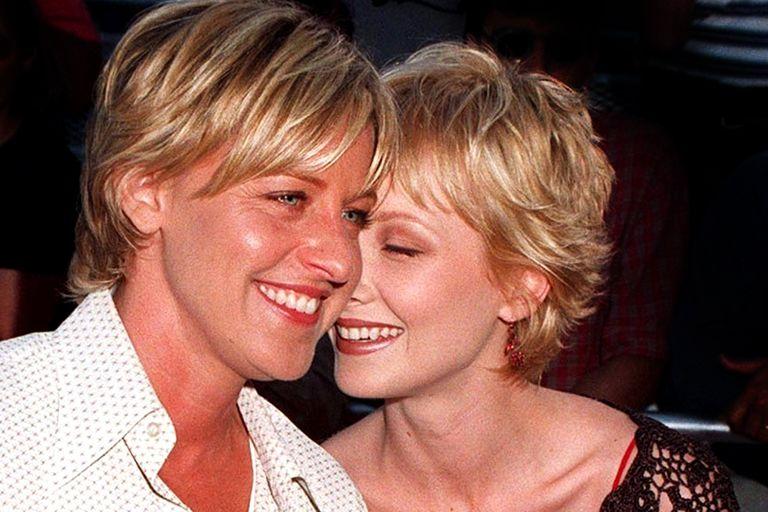 Anne Heche contó que fue despedida por su relación con Ellen DeGeneres