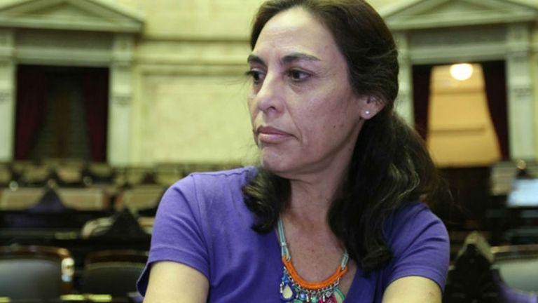 La diputada de ECO Carla Carrizo