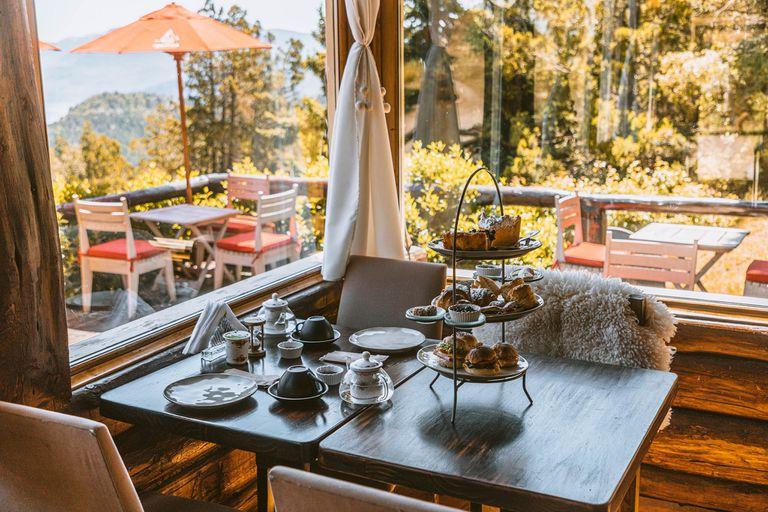 Arrayán. La casa de té más antigua de la Patagonia