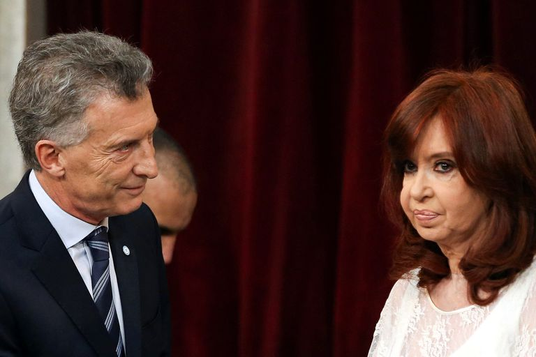 Vuelve la foto que irritó a Cristina Kirchner y a Mauricio Macri