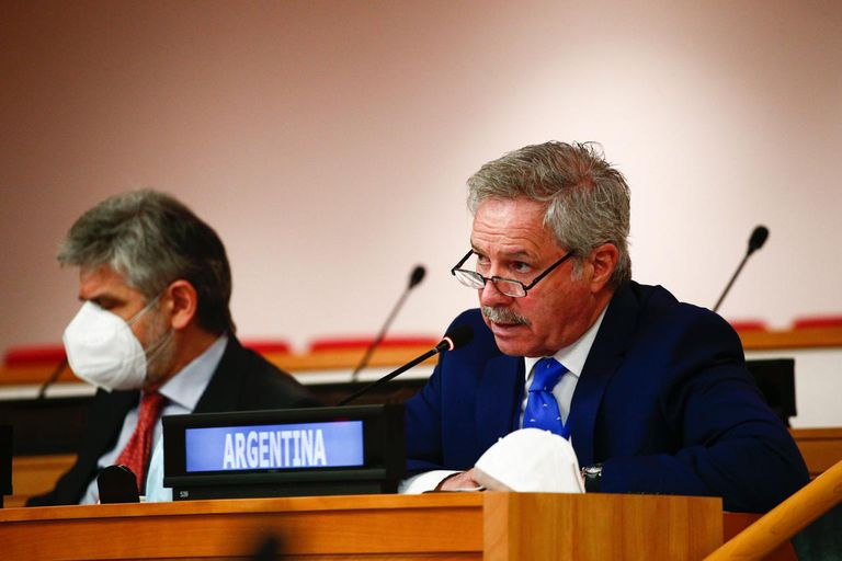 Felipe Solá expuso ante el Comité de Descolonización de la ONU