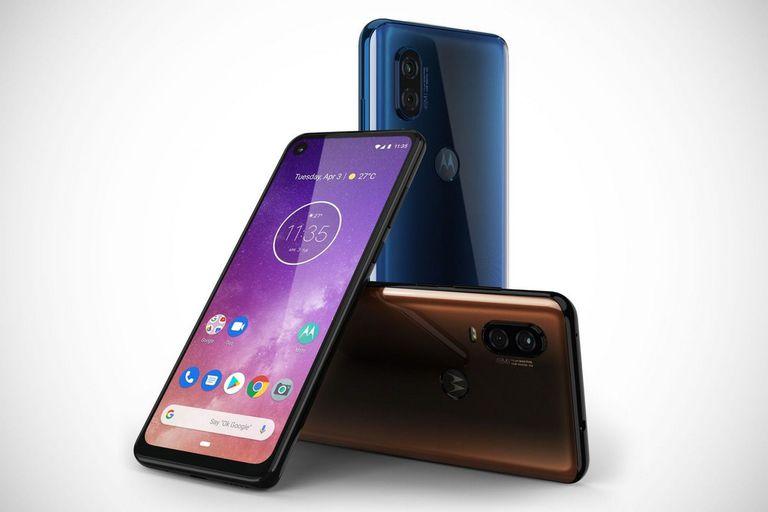 Con una cámara trasera dual de 48 y 5 megapixeles, el One Vision utiliza Android One como sistema operativo