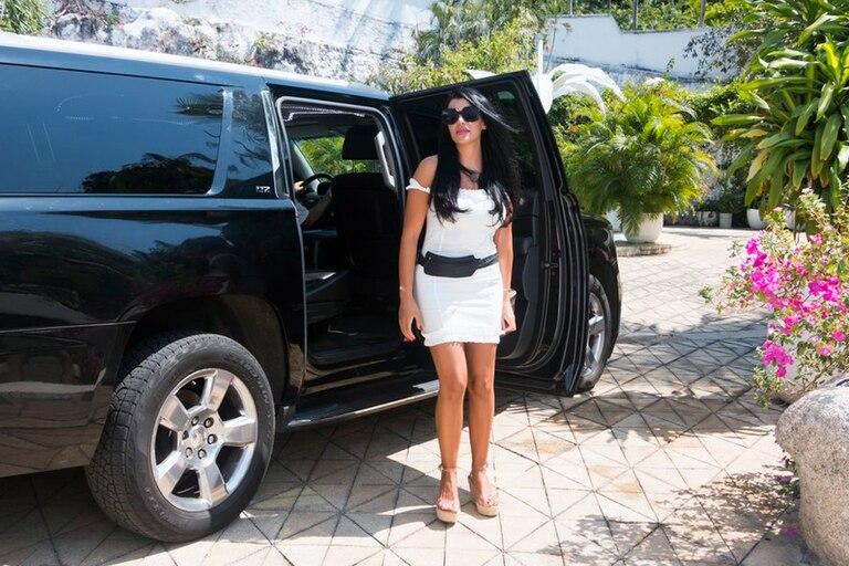 Charlotte Caniggia llegó al reality de MTV y hay polémica
