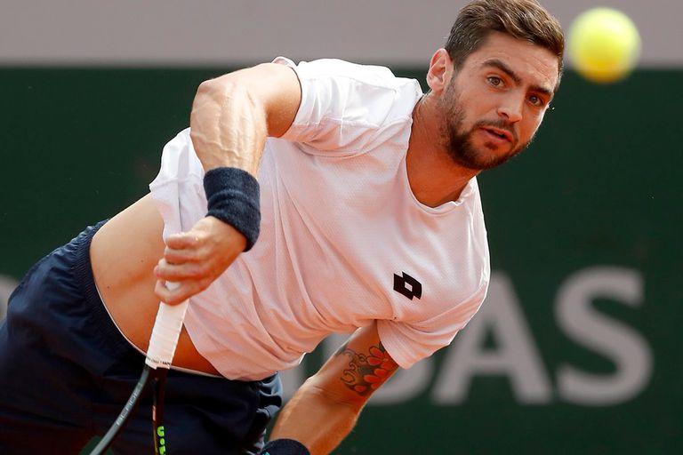 Roland Garros: los sacrificios y austeridad de Andreozzi para cumplir su sueño