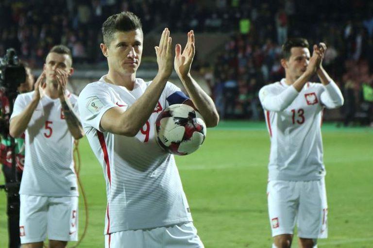 Lewandowski, la gran figura de Polonia