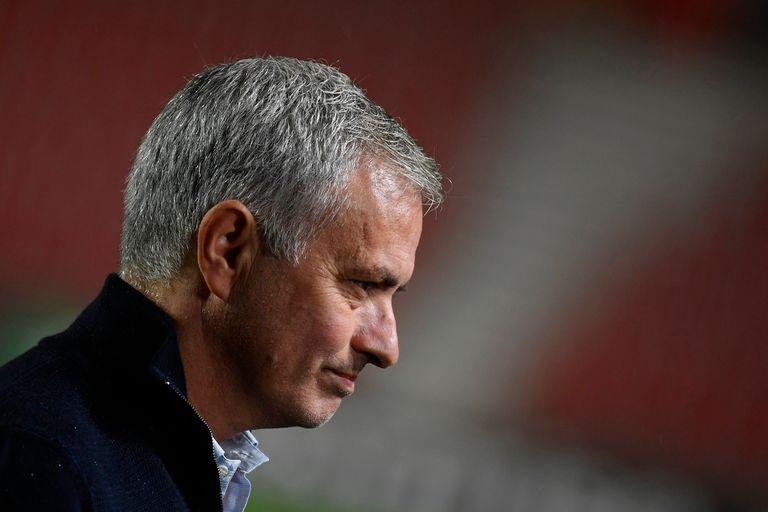 José Mourinho bromeó con la prensa tras ser despedido de Tottenham Spurs