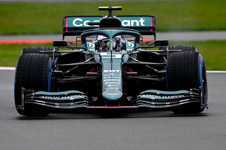 Sebastian Vettel, el nuevo rostro de Aston Martin; el alemán intentará relanzarse, tras su decepcionante temporada 2020 en Ferrari