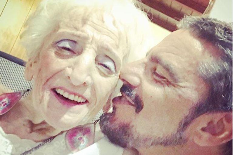 El dolor de Fabián Mazzei: murió su madre y la despidió con tiernas palabras