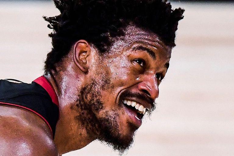 "Heat-Lakers. El ""problema"" de Jimmy y el grito a Lebron que calentó la final"