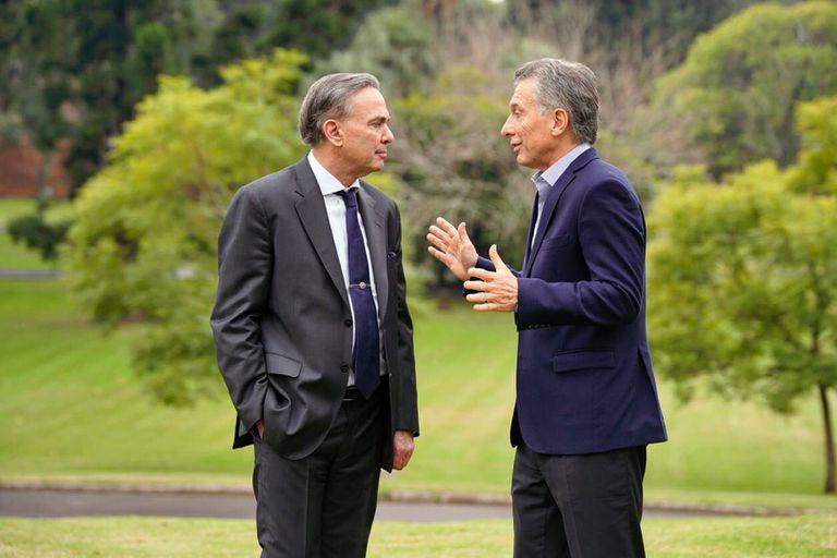 Macri y Pichetto visitaron Tucumán para el acto por el Día de la Independencia