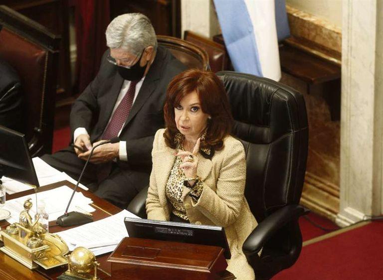 Senado: alineado, el bloque peronista adoptó como propia la agenda de Cristina