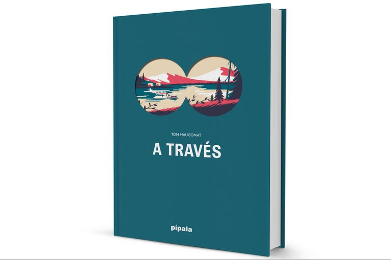La primera novela gráfica editada por Pípala