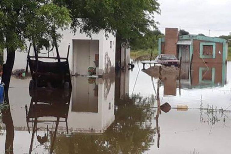 Las lluvias duplicaron los registros anuales