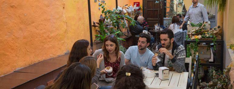 Los argentinos premiados por su gelato en Italia que abrieron local en Palermo