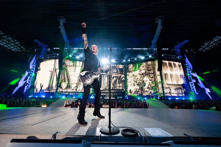 Furor por Metallica: preventa agotada y más de 35.000 entradas vendidas
