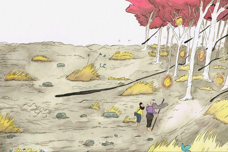 """""""El sendero"""": un viaje maravilloso sin texto"""