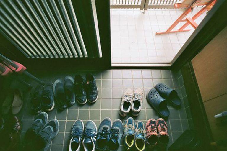 Cerca de 10 niños asisten a diario a la Escuela Libre Tamagawaa