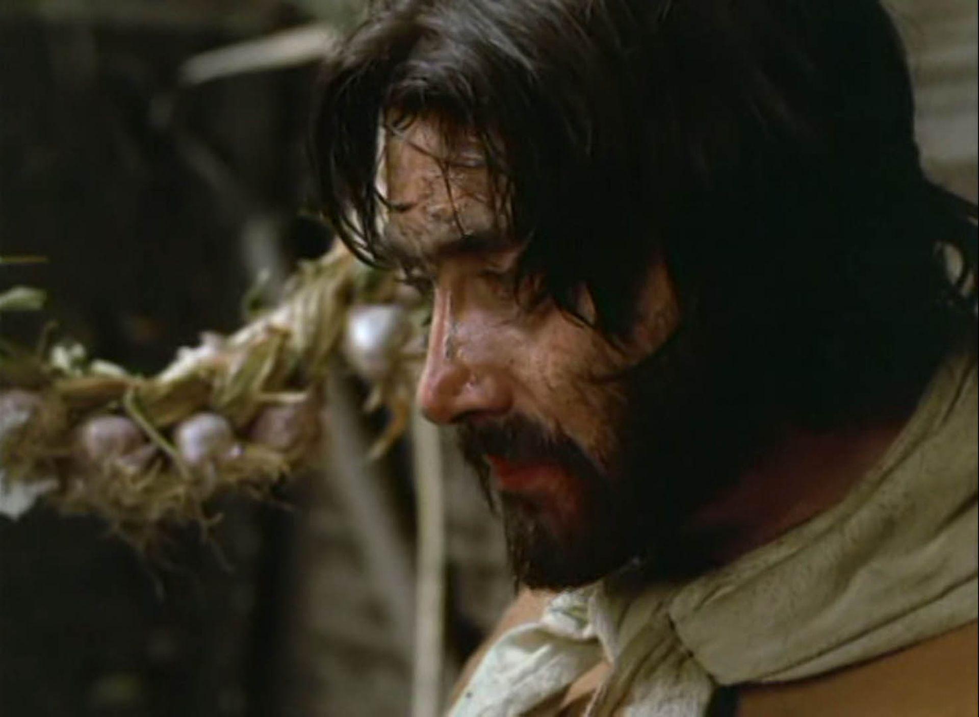Rodolfo Bebán en Juan Moreira (1973), de Leonardo Favio