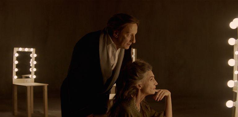 Robert Lepage y Ángela Molina interpretan al despiadado matrimonio de Macbeth