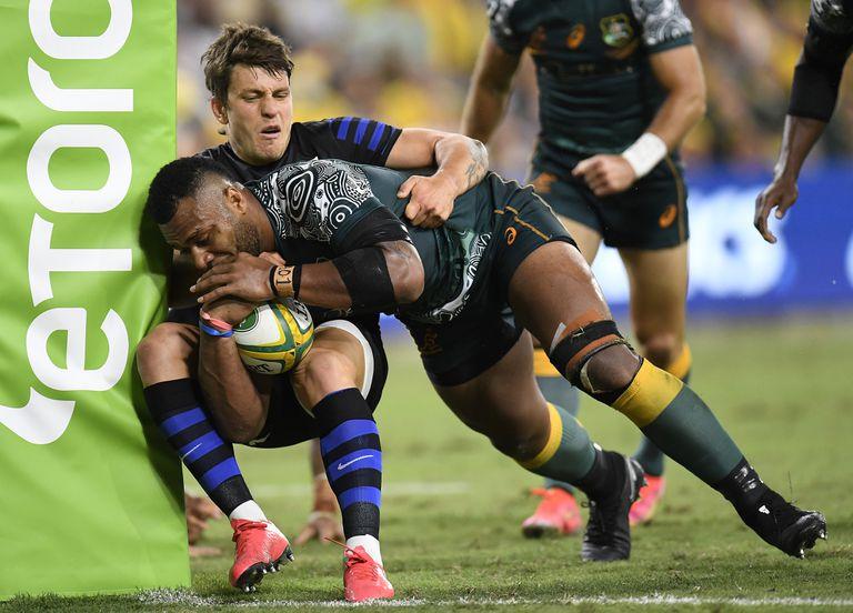 Los Pumas perdieron 27-8 contra Australia: quinta caída en el Rugby Championship 2021