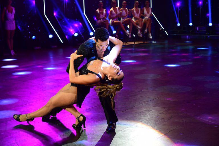 """Barón, entre lágrimas dijo: """"Quiero ganar 'Bailando' porque el sueño es hermoso"""""""