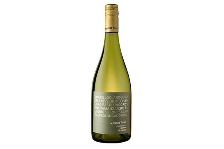 Punto Final Chardonnay 2019