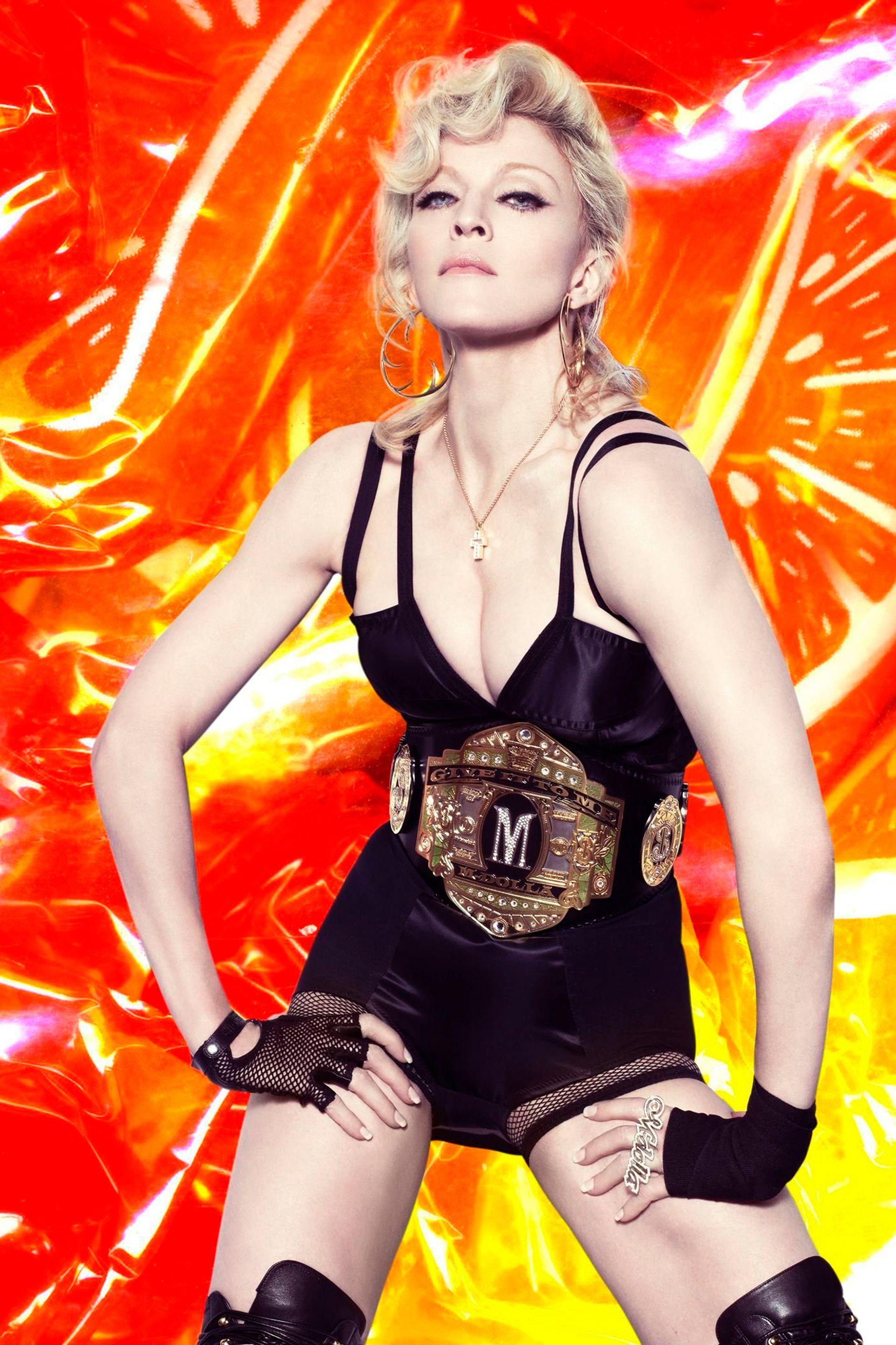 Madonna hechizó a Lowe en uno de sus conciertos en 1984
