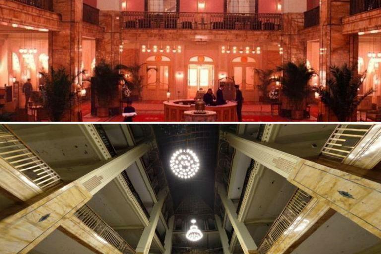 El famoso hotel de la película de Wes Anderson en realidad está en Görlitz, la ciudad más oriental de Alemania