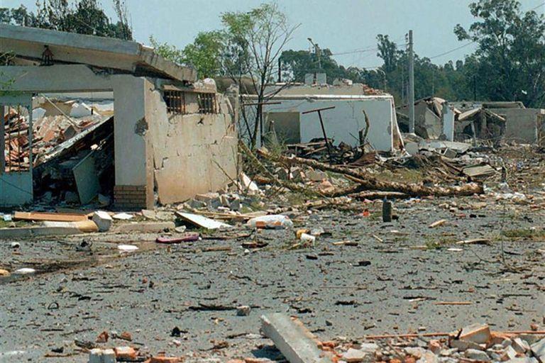 El Estado indemnizará a los afectados por las explosiones en Río Tercero