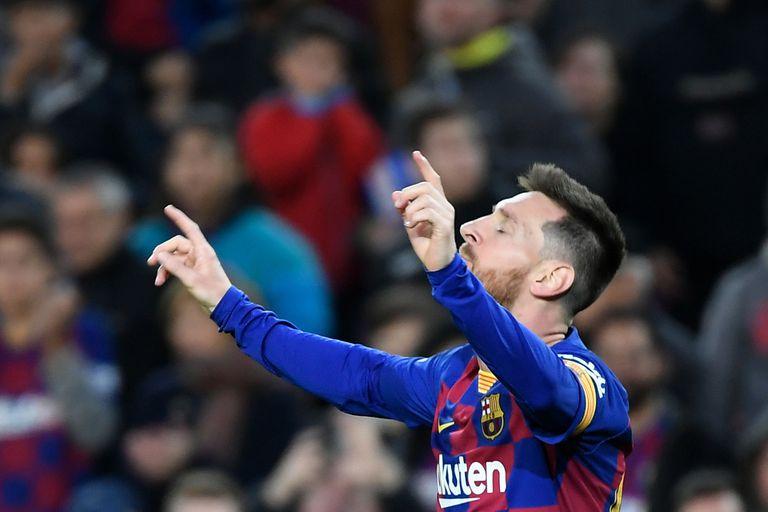 Lionel Messi sigue presentando números incontrastables