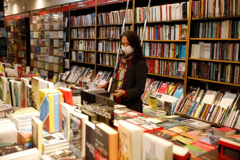 Casas de música, librerías y casas de regalos abiertas en la ciudad de Buenos Aires