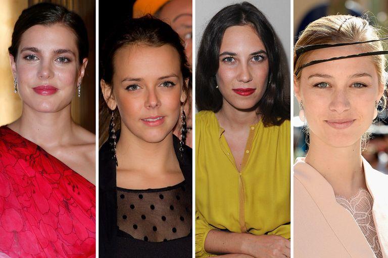 Charlotte, Pauline, Tatiana y Beatrice: cuatro estilos personales e innovadores para Mónaco