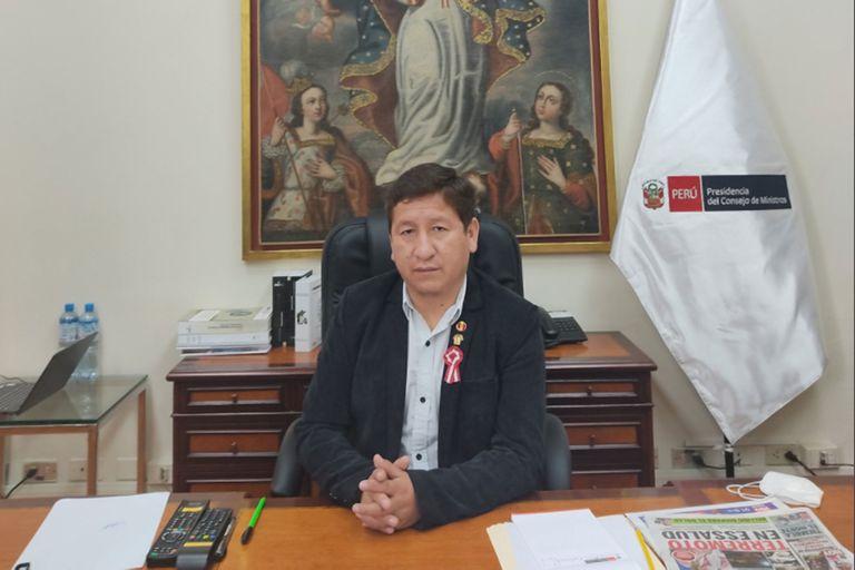 Guido Bellido, una de las designaciones más cuestionadas de Castillo