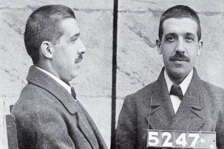 Tras varias semanas de investigación, Ponzi admitió que no podía pagar sus deudas y fue encarcelado