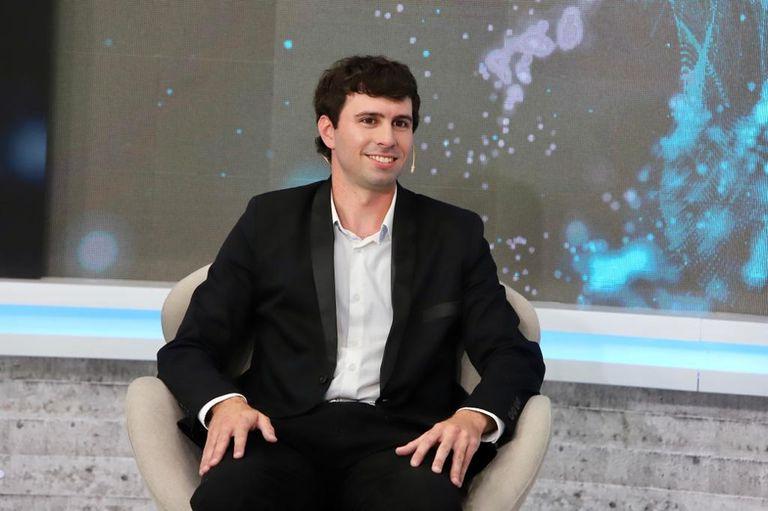 Juan Manuel Baruffaldi, CEO de Deepagro.