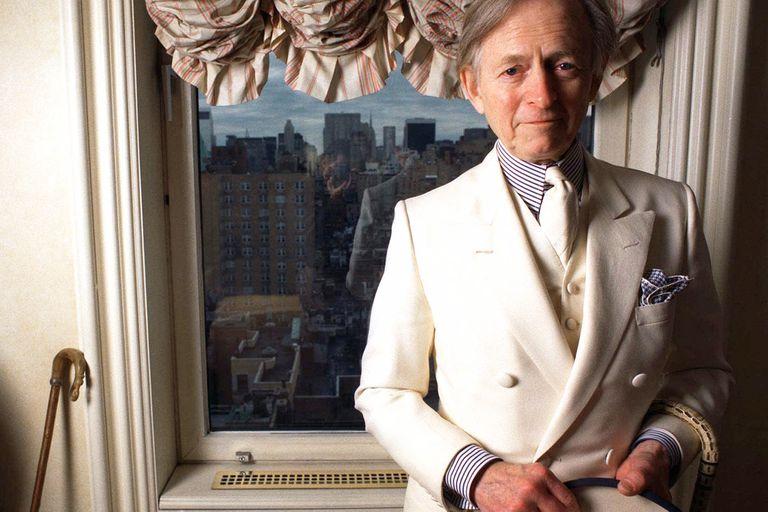 Wolfe, autor de memorables perfiles periodísticos y de novelas como La hoguera de las vanidades, tenía 88 años