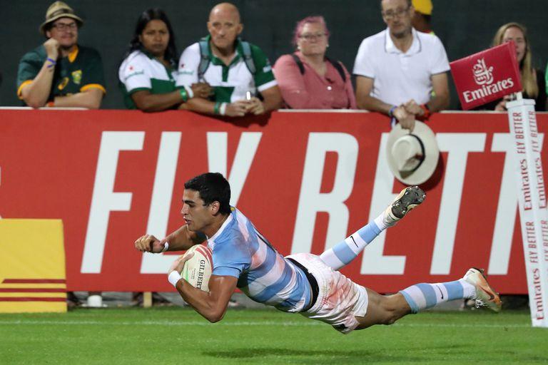 El gran triunfo de los Pumas 7s ante Sudáfrica en Dubai: cómo siguen
