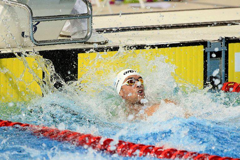 Fede Grabich y su ilusión de podio olímpico