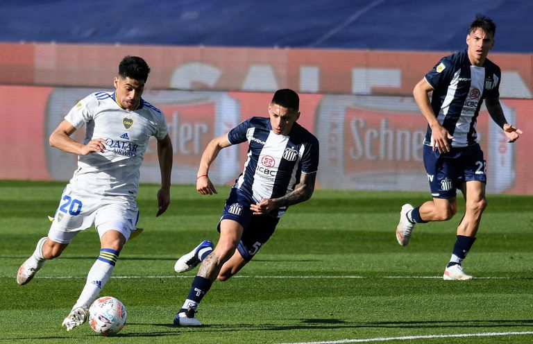 Boca empató con Talleres 0-0: la sorpresiva estadística antes de jugar con River