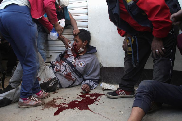 Bolivia: Confirman seis muertos en otro enfrentamiento con la Policía